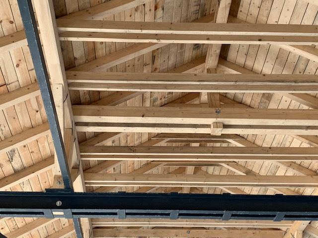 tető szerkezetépítés